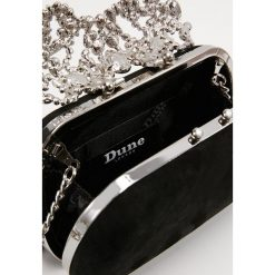 Dune London ESTELLA WITH TONAL JEWELS Kopertówka black. Czarne kopertówki damskie marki Dune London. Za 399,00 zł.