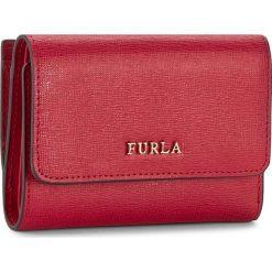 Mały Portfel Damski FURLA - Babylon 872819 P PR76 B30 Ruby. Czerwone portfele damskie Furla, ze skóry. Za 530,00 zł.