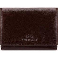Portfel 21-1-071-4. Brązowe portfele damskie Wittchen. Za 299,00 zł.