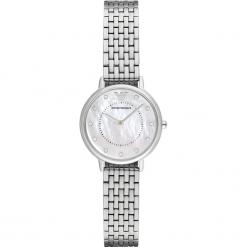 Zegarki damskie: Zegarek EMPORIO ARMANI – Dress AR2511  Silver/Silver