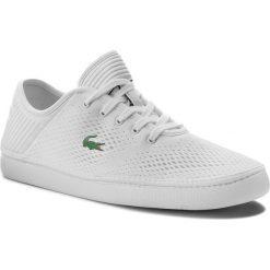 Tenisówki męskie: Tenisówki LACOSTE – L.Ydro Lace 118 1 Cam 7-35CAM006821G Wht/Wht