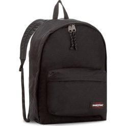 Plecak EASTPAK - Out Of Office EK767 Midnight 154. Czarne plecaki męskie Eastpak, z materiału, sportowe. W wyprzedaży za 219,00 zł.