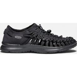 Keen Sandały męskie Uneek O2 Black/Black r. 41 (1018709). Czarne buty sportowe męskie marki Keen. Za 237,55 zł.