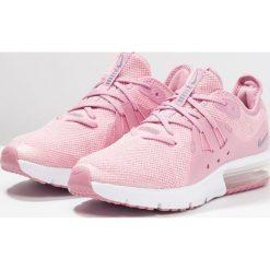 Nike Performance AIR MAX SEQUENT 3  Obuwie do biegania treningowe elemental pink/ashen slate/pink. Czerwone buty do biegania damskie Nike Performance, z materiału. Za 359,00 zł.