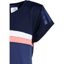Adidas Performance CLUB TEE Tshirt z nadrukiem conavy. Czerwone t-shirty chłopięce marki adidas Performance, m. Za 139,00 zł.