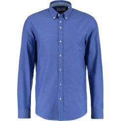 VON FLOERKE SHIFRUCAS SLIM FIT Koszula navy. Niebieskie t-shirty męskie VON FLOERKE, m, z bawełny. W wyprzedaży za 199,20 zł.