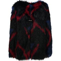 Ivyrevel ROXANA Płaszcz zimowy wine/blue/white. Czerwone płaszcze damskie zimowe marki Cropp, l. W wyprzedaży za 345,95 zł.
