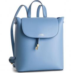 Plecak LAUREN RALPH LAUREN - Dryden 431719702006 Blue Mist. Niebieskie plecaki damskie Lauren Ralph Lauren, ze skóry. Za 1089,00 zł.