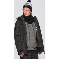 Kurtka snowboardowa z kolekcji Modular - Czarny. Czarne kurtki męskie Cropp, l, snowboardowy. Za 349,99 zł.