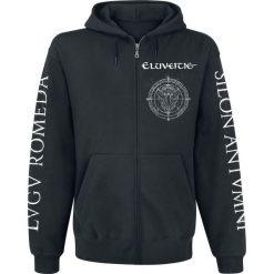 Eluveitie Evocation Pantheon Bluza z kapturem rozpinana czarny. Czarne bejsbolówki męskie Eluveitie, xl, z kapturem. Za 184,90 zł.