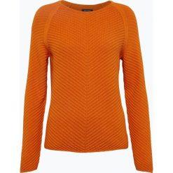 Swetry damskie: Marc O'Polo – Sweter damski, pomarańczowy