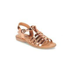 Sandały Dziecko  Citrouille et Compagnie  GROUFLA. Szare sandały dziewczęce marki Citrouille et Compagnie. Za 149,00 zł.