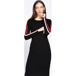Sukienki: Czarna Sukienka Rita