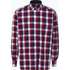 Eterna Comfort Fit - Koszula męska niewymagająca prasowania, czerwony. Czerwone koszule męskie non-iron Eterna Comfort Fit, m, z klasycznym kołnierzykiem. Za 249,95 zł.