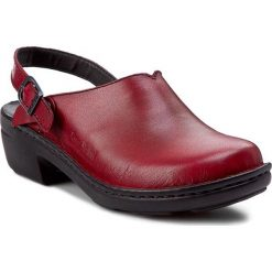 Chodaki damskie: Klapki JOSEF SEIBEL - Betsy 95920 23 380 Hibiscus