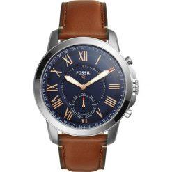 Fossil Q Q GRANT Zegarek braun. Brązowe, analogowe zegarki męskie Fossil Q. Za 759,00 zł.
