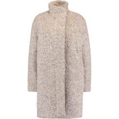 Kurtki i płaszcze damskie: Samsøe & Samsøe HOFF Płaszcz wełniany /Płaszcz klasyczny sand grey melange