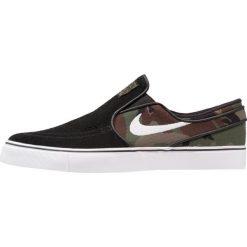 Creepersy damskie: Nike SB ZOOM STEFAN JANOSKI Półbuty wsuwane black/white/multicolor
