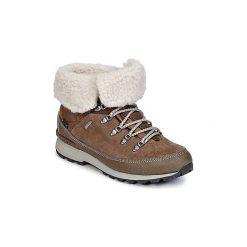 Śniegowce Hi-Tec  KONO ESPRESSO. Brązowe buty zimowe damskie Hi-tec. Za 311,20 zł.