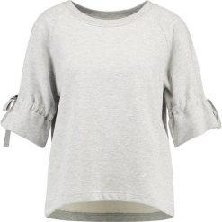 Bluzy rozpinane damskie: Soyaconcept Bluza light grey melange