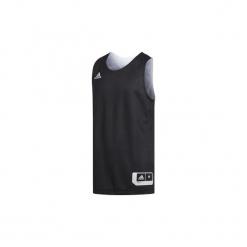 T-shirty z krótkim rękawem Dziecko  adidas  Koszulka dwustronna Crazy Explosive. Czarne t-shirty chłopięce z krótkim rękawem marki Adidas. Za 99,95 zł.