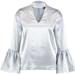 Odzież damska: Armani Exchange Bluzka silver