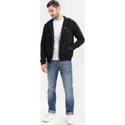 Bluzy męskie: Lacoste Bluza rozpinana schwarz