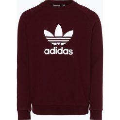 Adidas Originals - Męska bluza nierozpinana, brązowy. Brązowe bejsbolówki męskie adidas Originals, m. Za 269,95 zł.