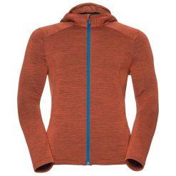 Odlo Bluza tech. Odlo Hoody midlayer SIERRA                    - 527942 - 527942/30307/XL. Różowe bluzy sportowe damskie Odlo, xl. Za 296,42 zł.