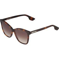 McQ Alexander McQueen Okulary przeciwsłoneczne brown. Brązowe okulary przeciwsłoneczne męskie McQ Alexander McQueen. W wyprzedaży za 529,00 zł.