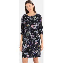 Sukienki hiszpanki: Betty & Co KURZ Sukienka letnia dark blue/purple