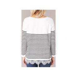 Swetry Betty London  HOUTETO. Białe swetry klasyczne damskie marki Betty London, l. Za 161,10 zł.