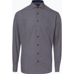 Eterna Modern Fit - Koszula męska łatwa w prasowaniu, niebieski. Niebieskie koszule męskie na spinki marki Eterna Modern Fit, m. Za 249,95 zł.