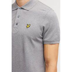 Koszulki polo: Lyle & Scott Koszulka polo mid grey marl