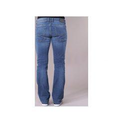 Jeansy bootcut Diesel  ZATINY. Niebieskie jeansy męskie marki Diesel. Za 527,20 zł.