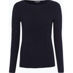 Franco Callegari - Sweter damski, niebieski. Niebieskie swetry klasyczne damskie Franco Callegari, xl, z bawełny. Za 179,95 zł.
