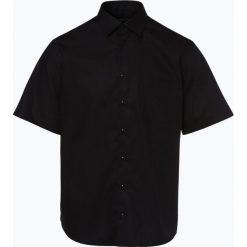 Koszule męskie: Andrew James – Koszula męska łatwa w prasowaniu, czarny