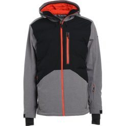 Quiksilver HIGH WEST  Kurtka snowboardowa black. Niebieskie kurtki narciarskie męskie marki Quiksilver, l. W wyprzedaży za 1015,20 zł.