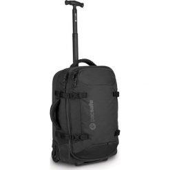 Walizki: Pacsafe Walizka kabinowa antykradzieżowa Toursafe AT21 42l – black (PAT50100100)