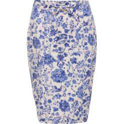 Spódnica. Białe spódniczki ołówkowe Simple. Za 139,90 zł.