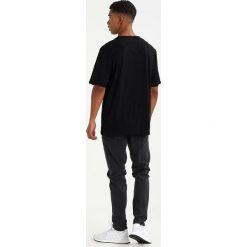 T-shirty męskie z nadrukiem: Tiger of Sweden Jeans FLUKE Tshirt z nadrukiem black