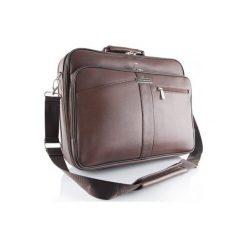 Geneva 2 15.6 cala Brązowy Torba na notebooka MODECOM. Brązowe torby na laptopa marki Modecom, z materiału. Za 149,00 zł.