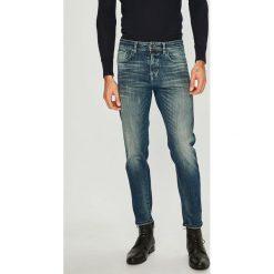 Selected - Jeansy Toby. Szare jeansy męskie z dziurami marki Selected, l, z materiału. Za 329,90 zł.