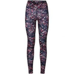 Spodnie dresowe damskie: Odlo Spodnie Bottom Long HELLE wielokolorowe r. S