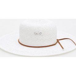 Kapelusze damskie: Biały kapelusz – Biały