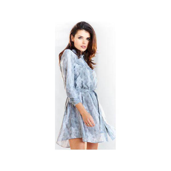 4d2c58e7e8 Sukienki damskie Awama - Zniżki do 70%! - Kolekcja wiosna 2019 - myBaze.com