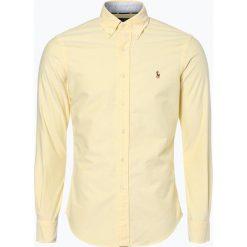 Koszule męskie na spinki: Polo Ralph Lauren - Koszula męska, żółty