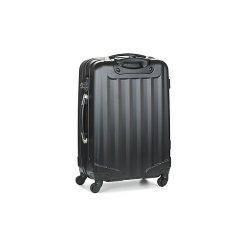 Walizki twarde David Jones  CHAUVETTA 50L. Czarne torebki klasyczne damskie marki David Jones. Za 239,00 zł.