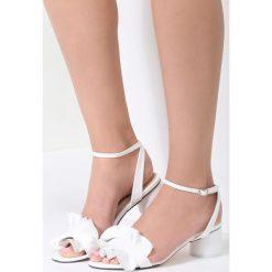 Białe Sandały Tweet. Białe sandały damskie vices, na wysokim obcasie. Za 69,99 zł.