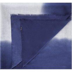 Szal damski 83-7D-X06-7. Niebieskie szaliki damskie marki Wittchen, z materiału. Za 239,00 zł.